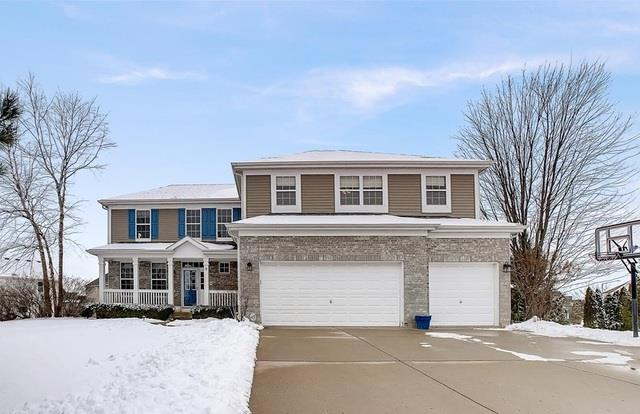 8 Birchwood Court, Lake in the Hills, IL 60156 - #: 10977091