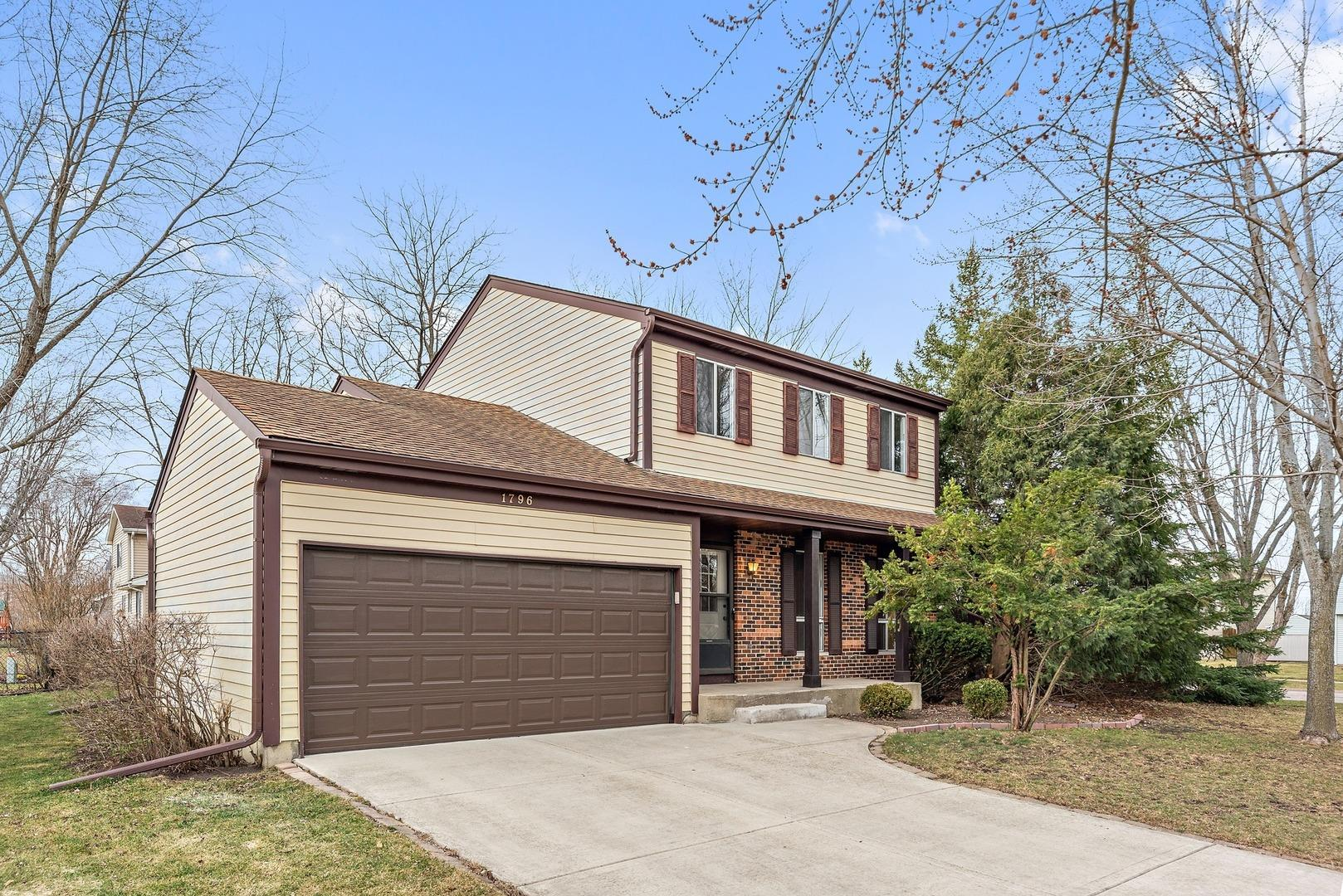 1796 Brookdale Road, Naperville, IL 60563 - #: 11018091