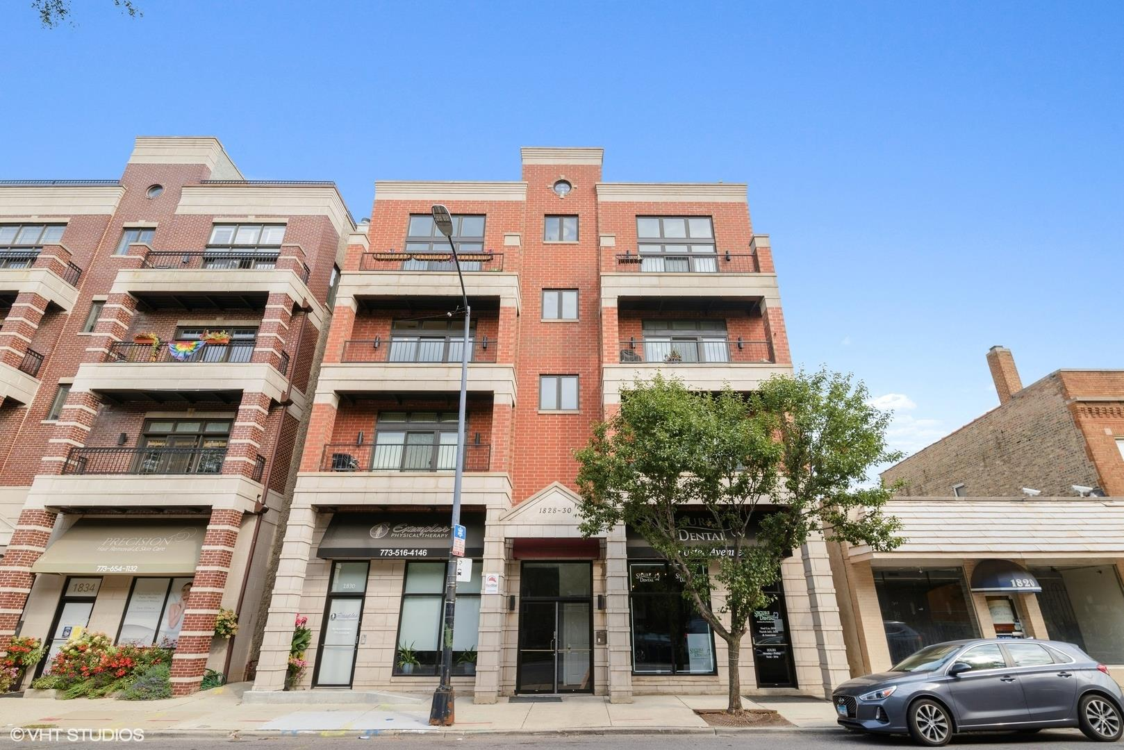 1830 W Foster Avenue #3W, Chicago, IL 60640 - #: 10886092