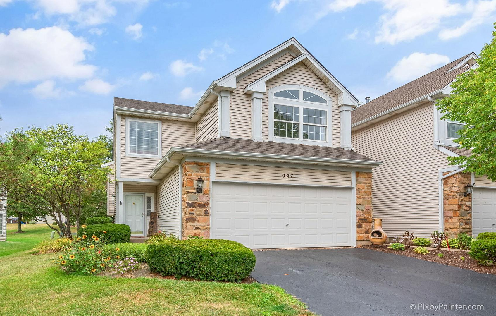 997 Viewpoint Drive #997, Lake in the Hills, IL 60156 - #: 10815093