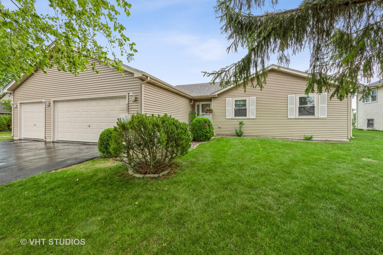 622 Whitmore Trail, McHenry, IL 60050 - #: 11150093