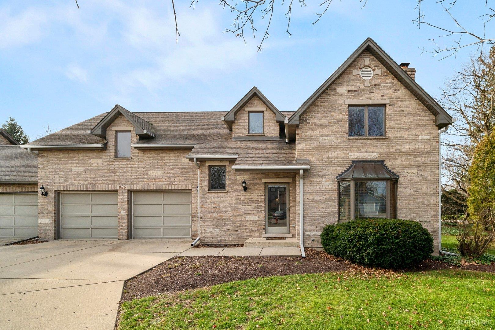 886 Glenmore Court, Elgin, IL 60124 - #: 10938094