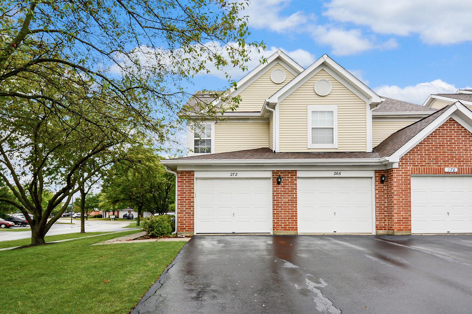 272 Ashbury Lane E, Roselle, IL 60172 - #: 10850095