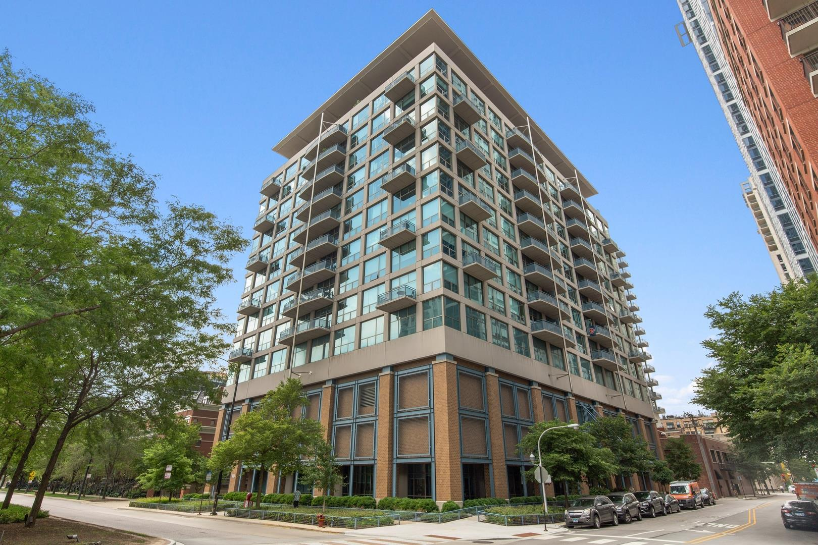 125 E 13TH Street #1110, Chicago, IL 60605 - #: 11038095