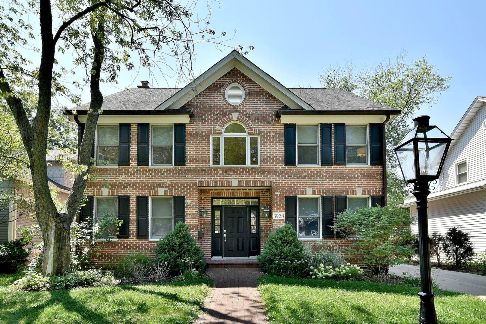 3928 Central Avenue, Western Springs, IL 60558 - #: 10969096