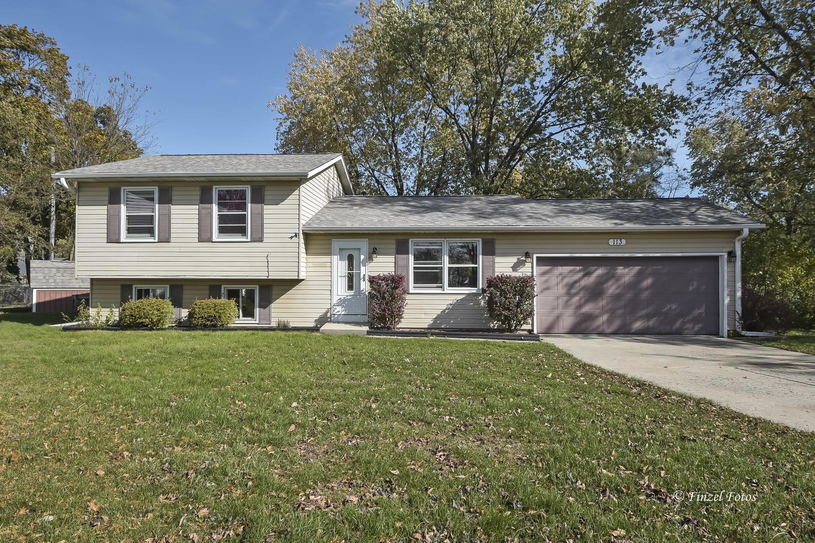 113 Quail Run, Lake in the Hills, IL 60156 - #: 10921097