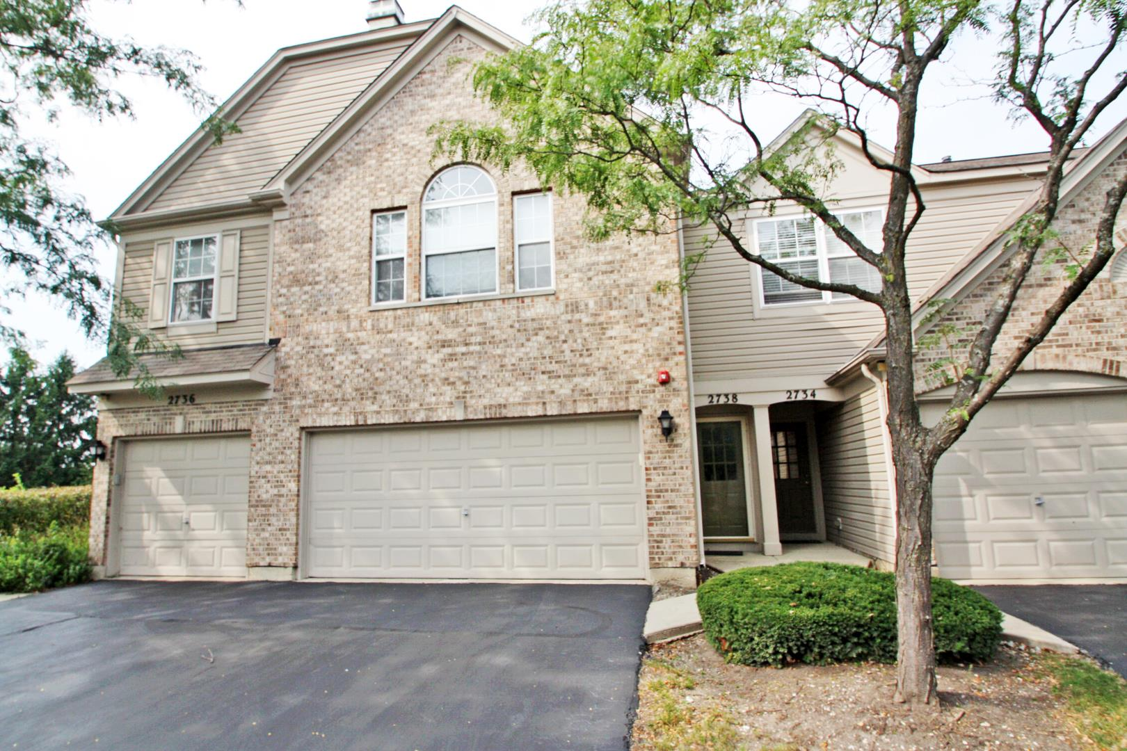2738 Rockport Lane, Naperville, IL 60564 - #: 10939097