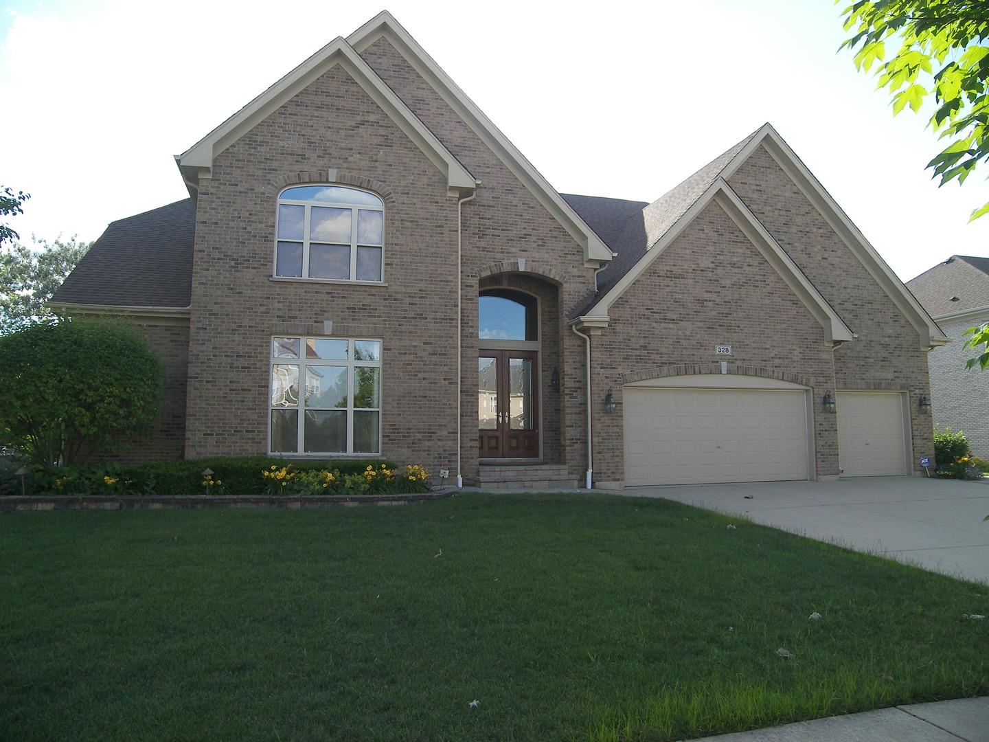 328 ERIE Circle, Bloomingdale, IL 60108 - #: 10994097