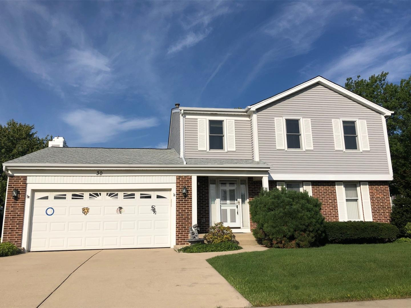 30 Wildwood Drive, Roselle, IL 60172 - #: 10528098