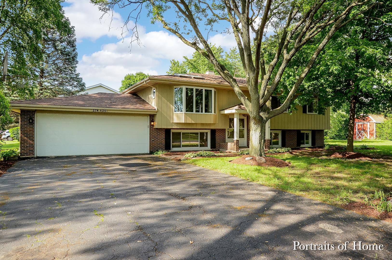 27W420 Timber Lane, West Chicago, IL 60185 - #: 10918098