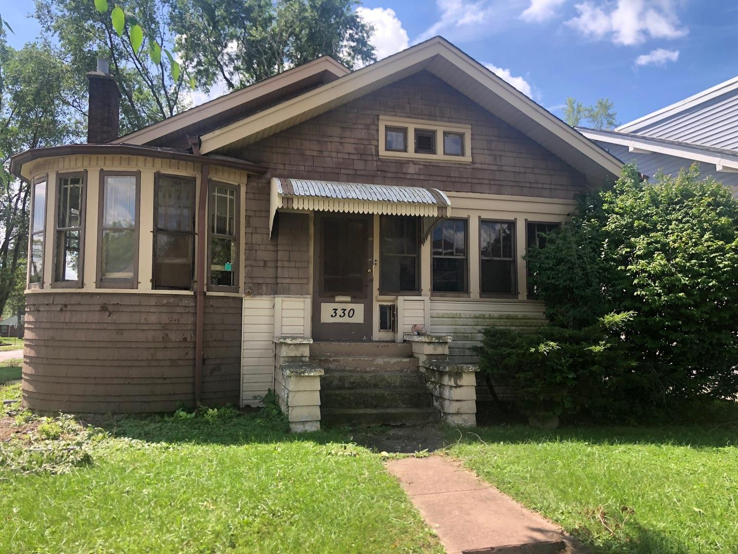 330 W 15th Place, Chicago Heights, IL 60411 - #: 10816099