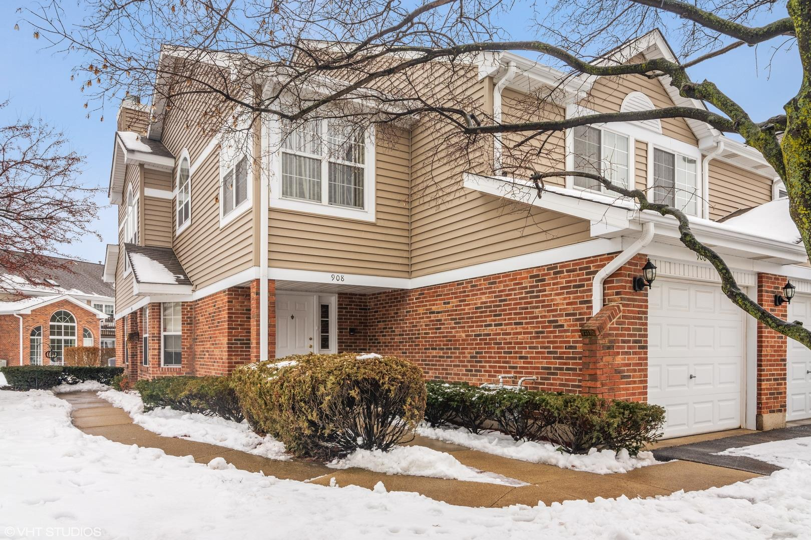 908 W Happfield Drive #908, Arlington Heights, IL 60004 - #: 10616103