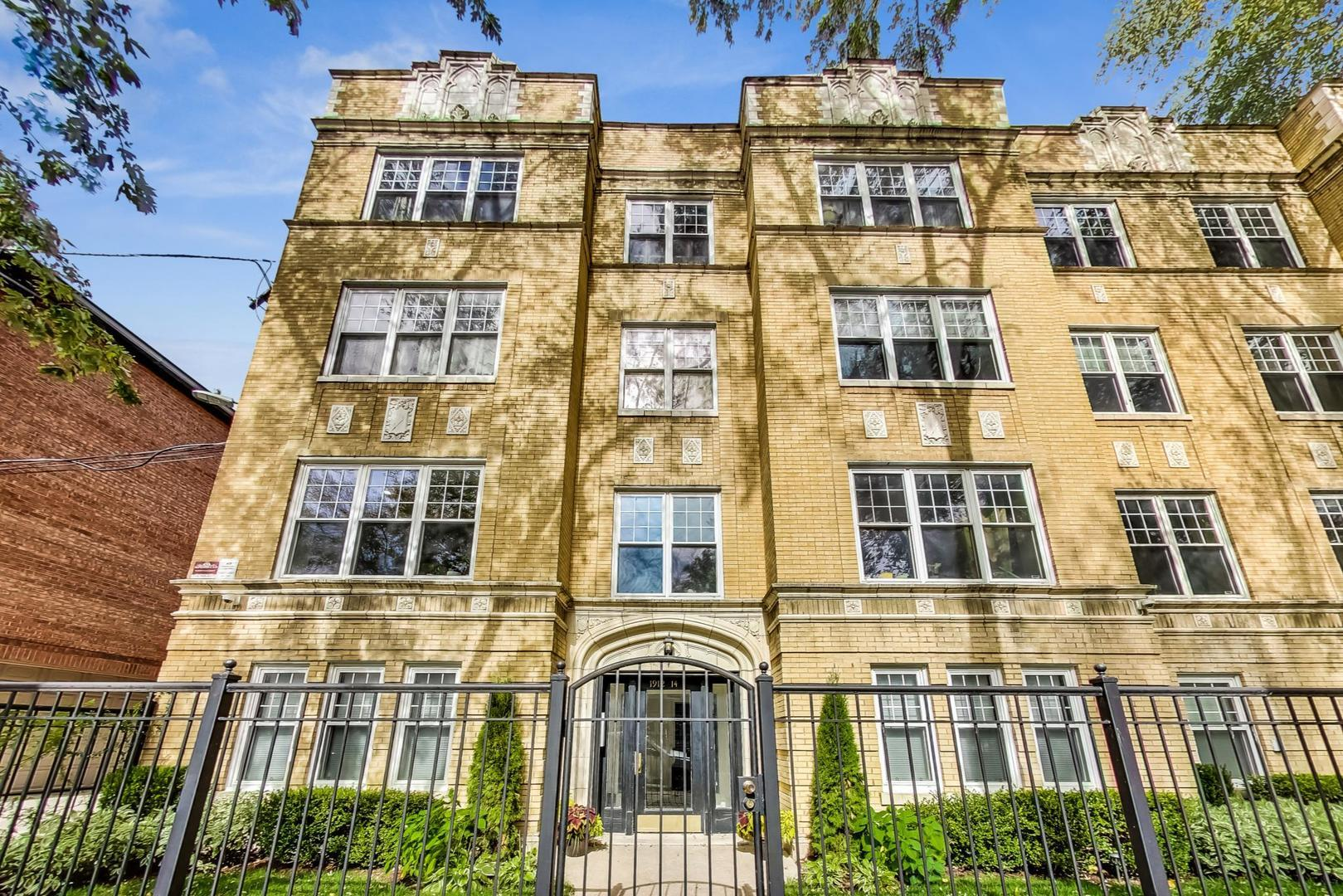 1914 W Chase Avenue #106, Chicago, IL 60626 - #: 10908103