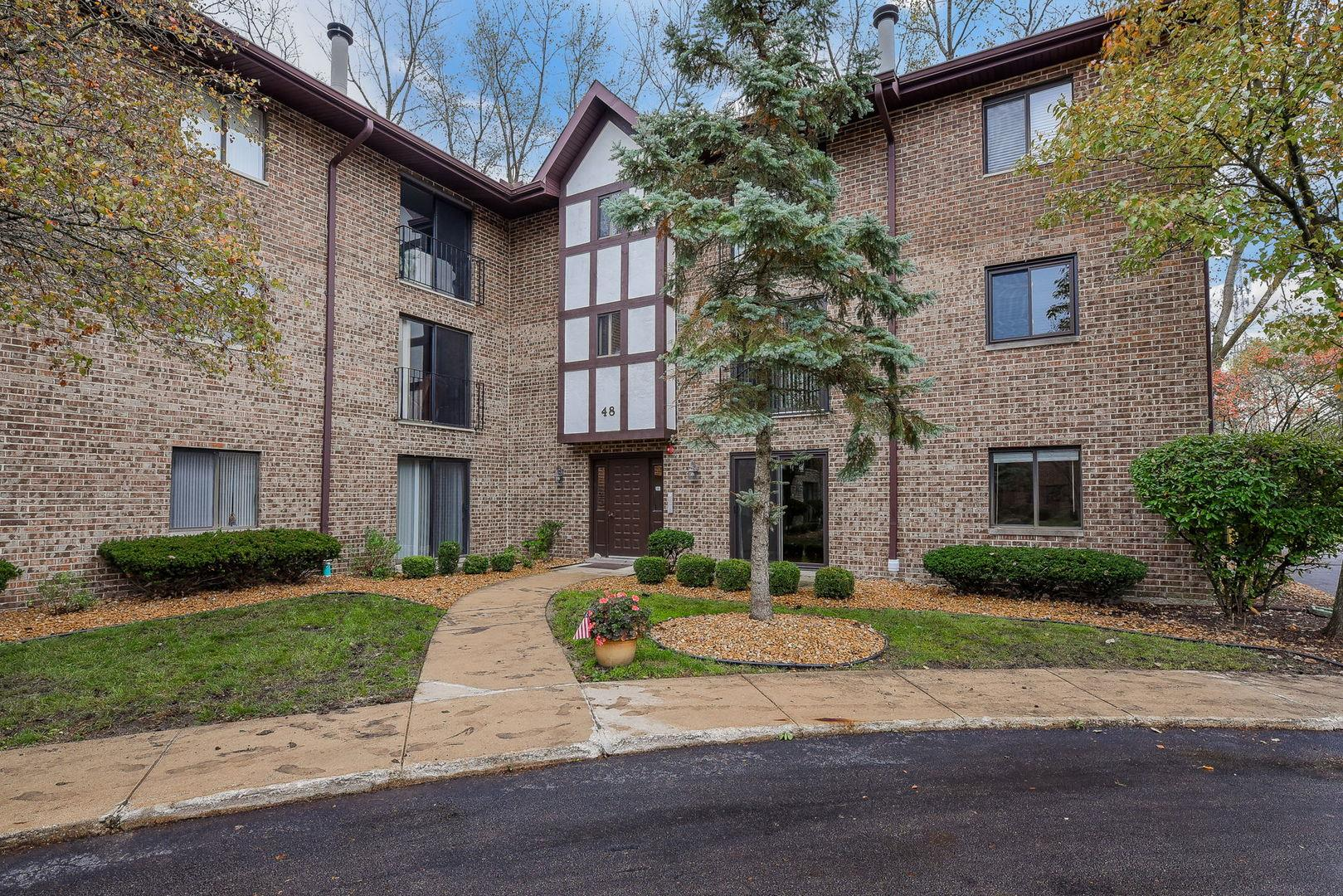 48 HARBOR Court #112, Naperville, IL 60565 - #: 10919103