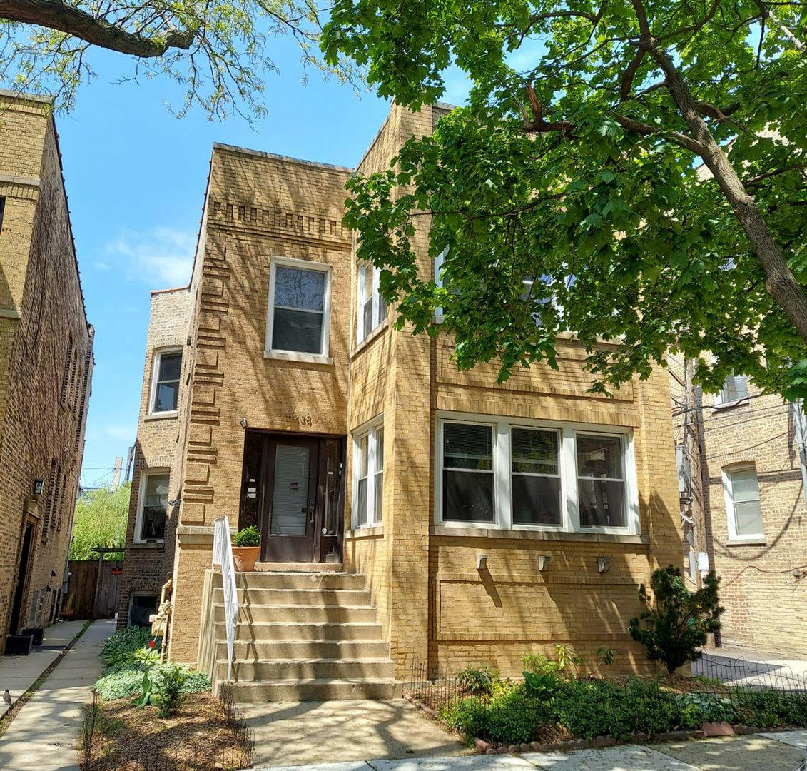 4538 N ALBANY Avenue, Chicago, IL 60625 - #: 11086104