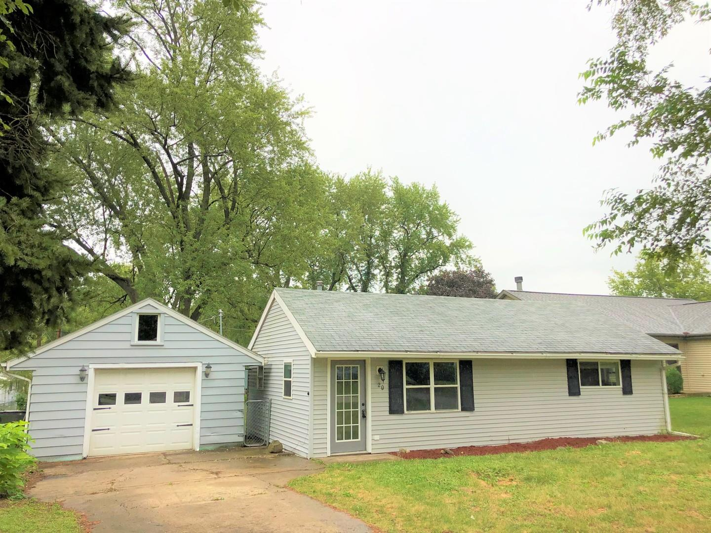 20 Wander Way, Lake in the Hills, IL 60156 - #: 10854106