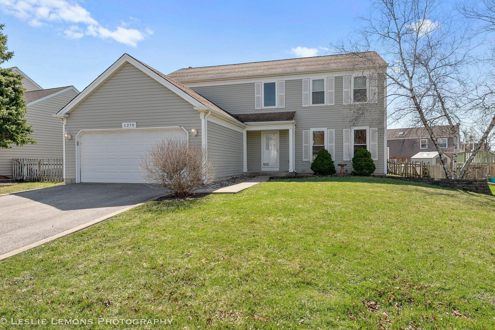 1270 Bison Trail, Carol Stream, IL 60188 - #: 11039106