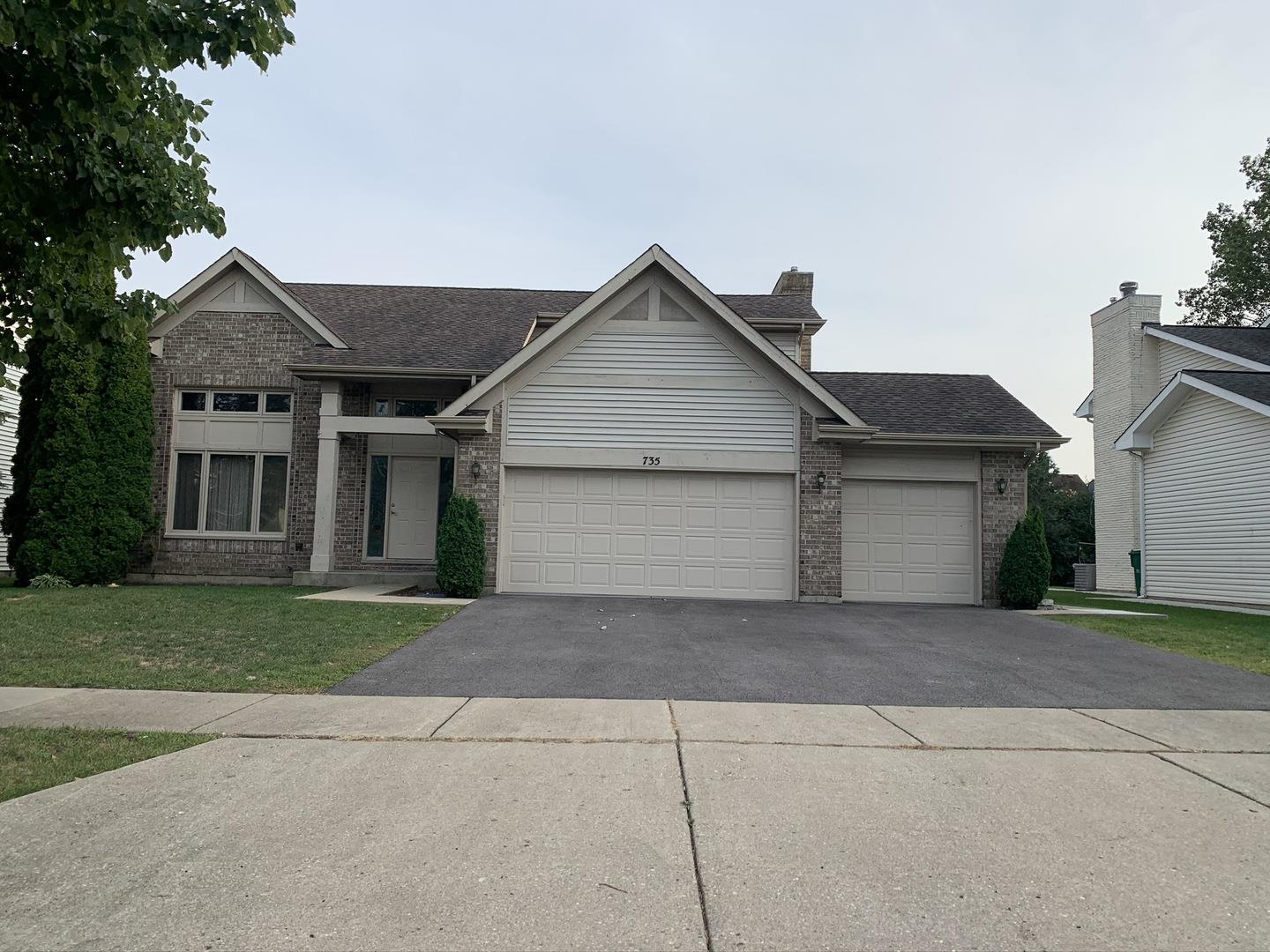 735 Waverly Lane, Wheeling, IL 60090 - #: 10859110