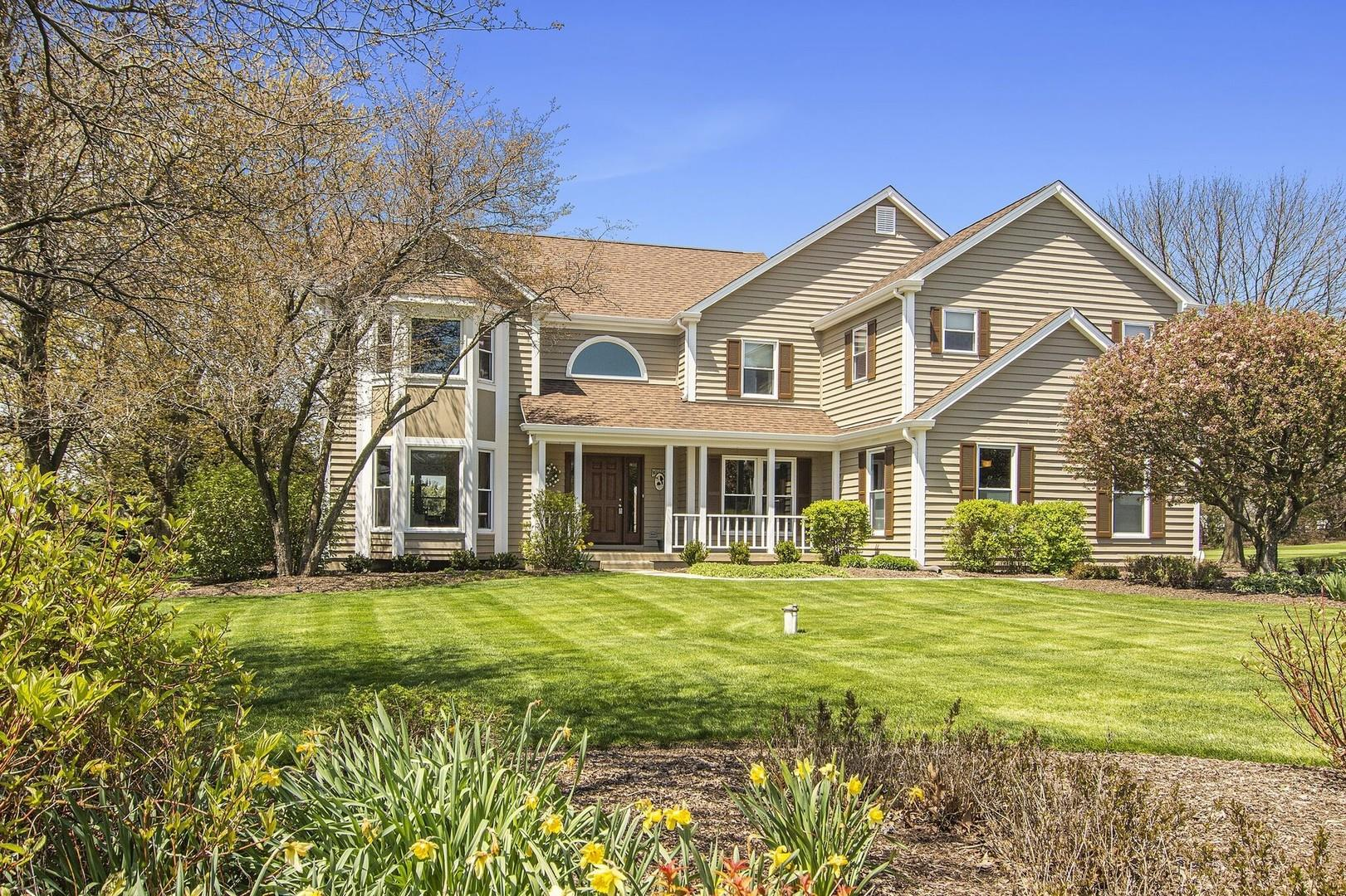 24 Steeplechase Drive, Hawthorn Woods, IL 60047 - #: 10718112
