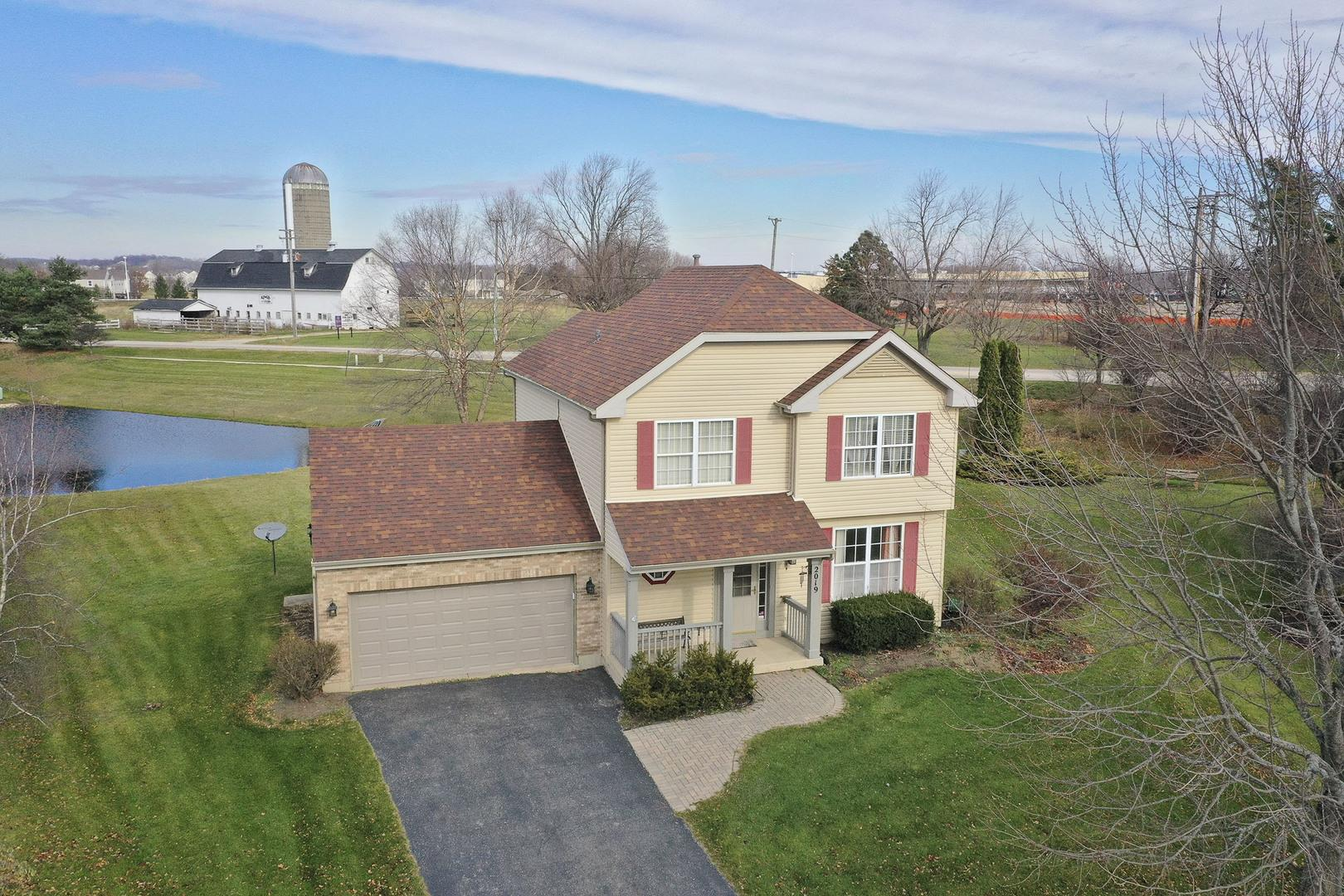 2019 Crooked Tree Court, McHenry, IL 60050 - #: 10936112