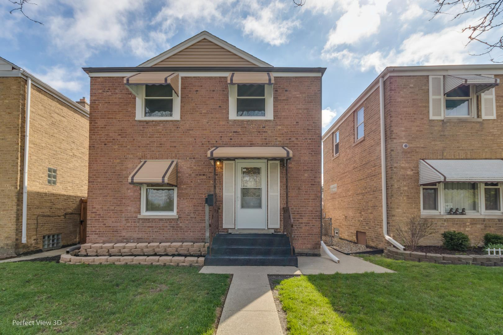 4023 N Cumberland Avenue, Chicago, IL 60634 - #: 11057113