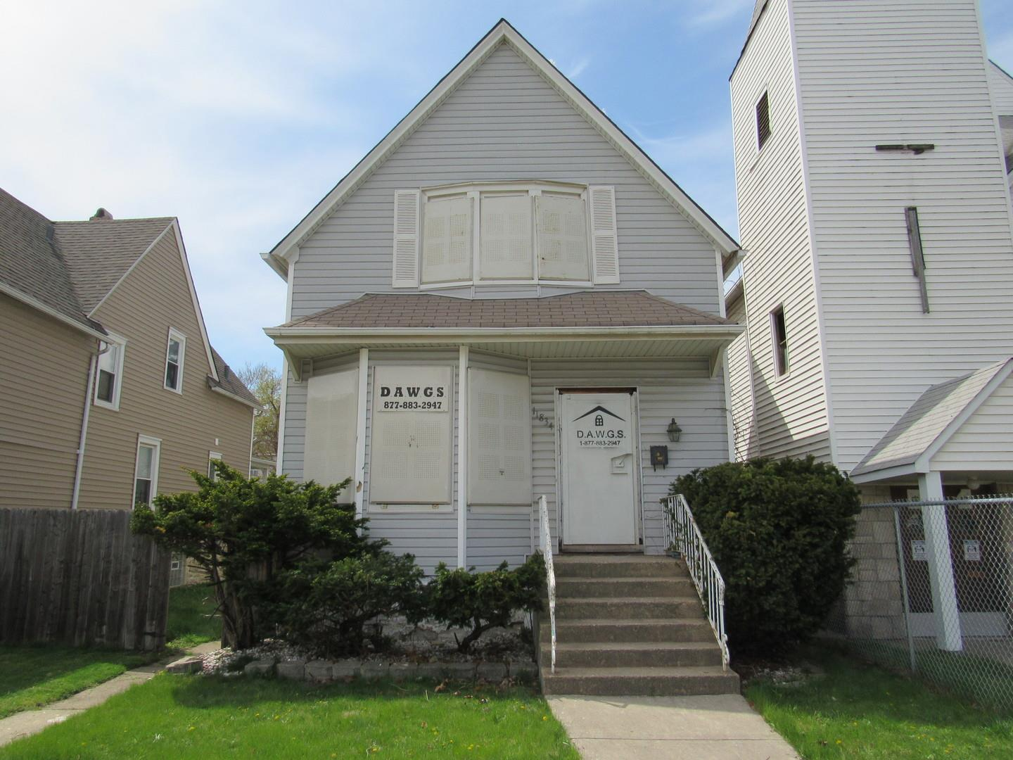 11834 S Wallace Street, Chicago, IL 60628 - #: 11060117