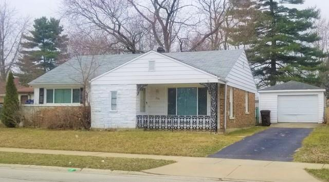 204 S Orchard Drive, Park Forest, IL 60466 - #: 10878118