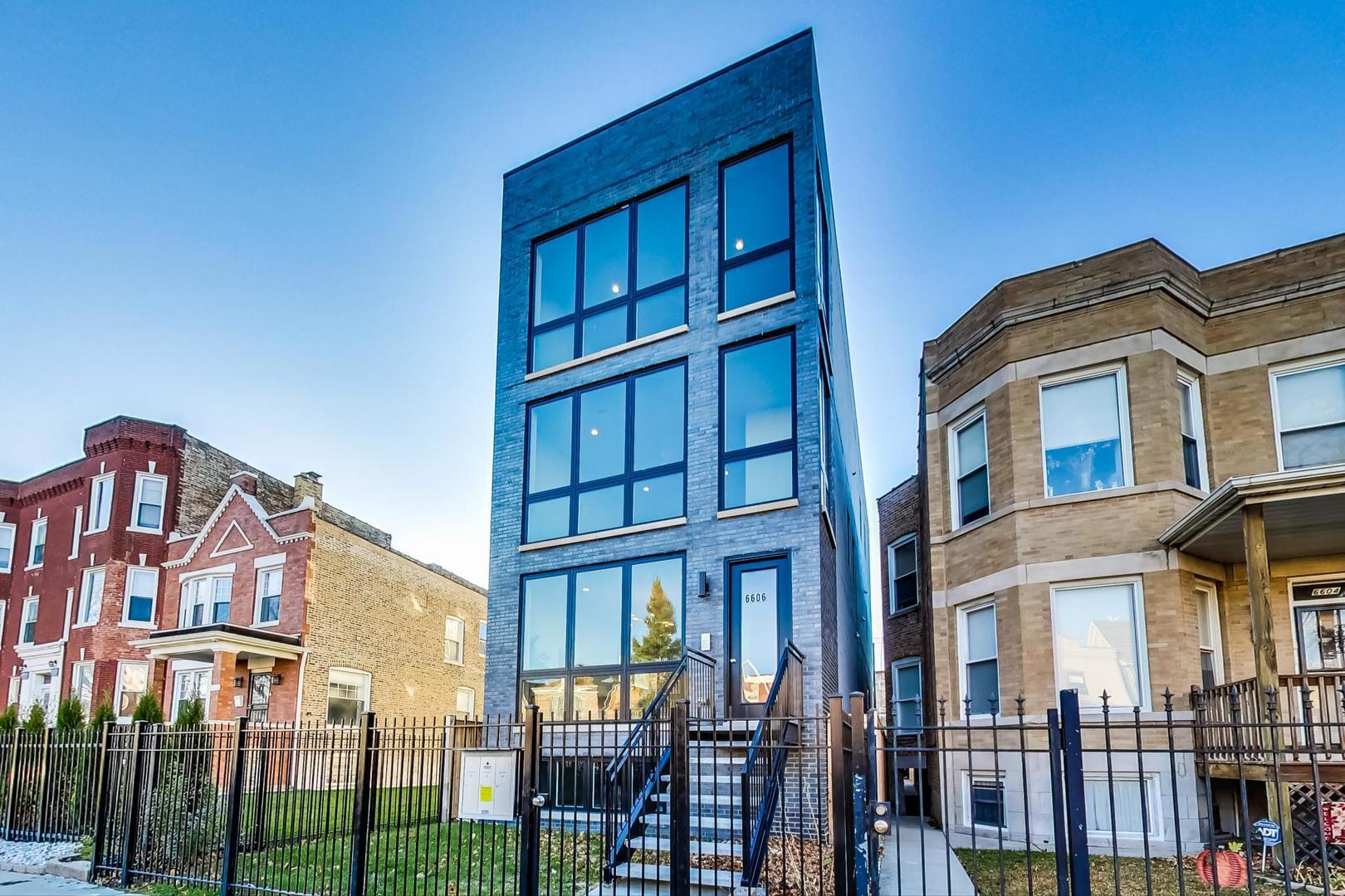 6606 S University Avenue #1, Chicago, IL 60637 - #: 10930118