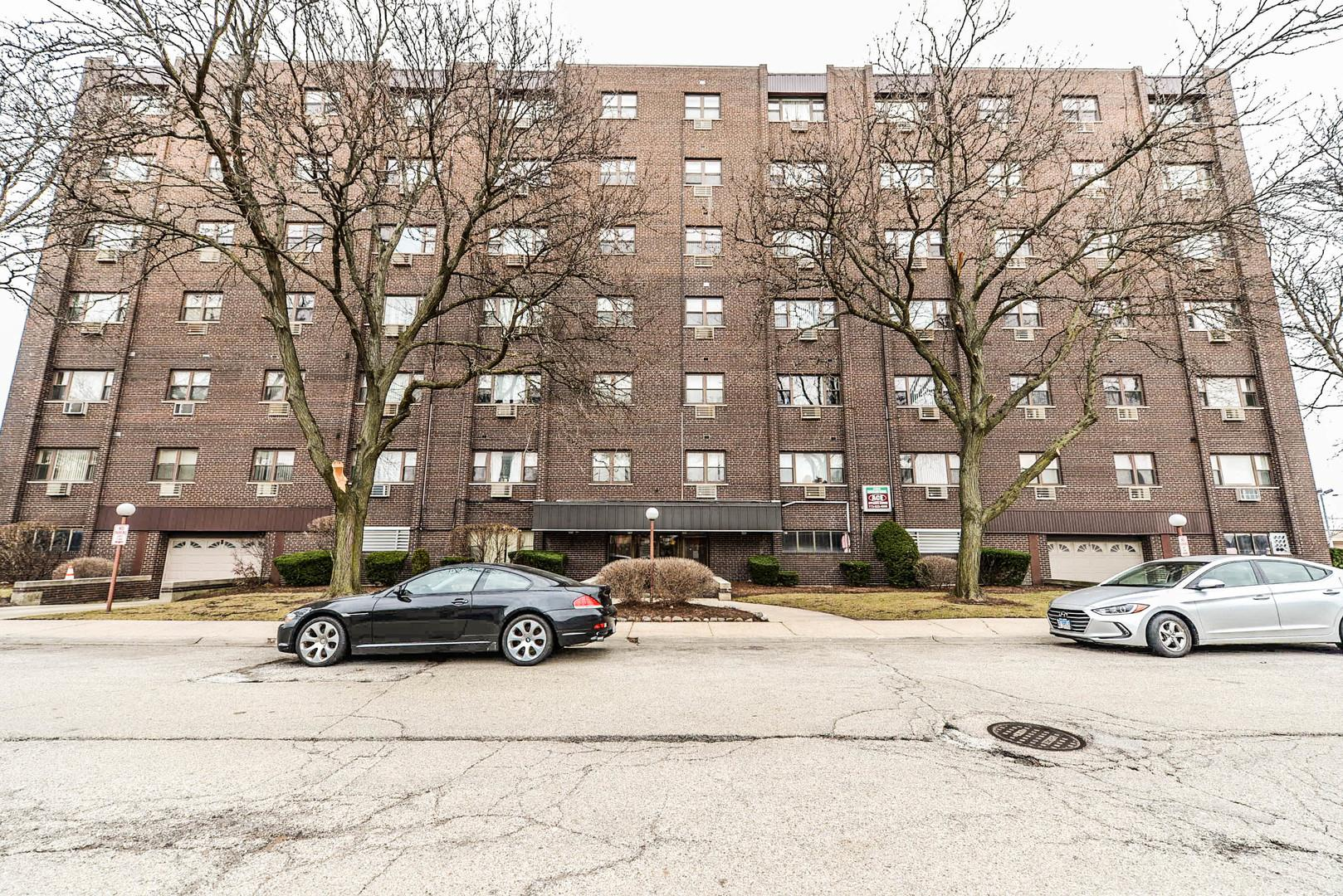 4600 N Cumberland Avenue #412, Chicago, IL 60656 - #: 10669120