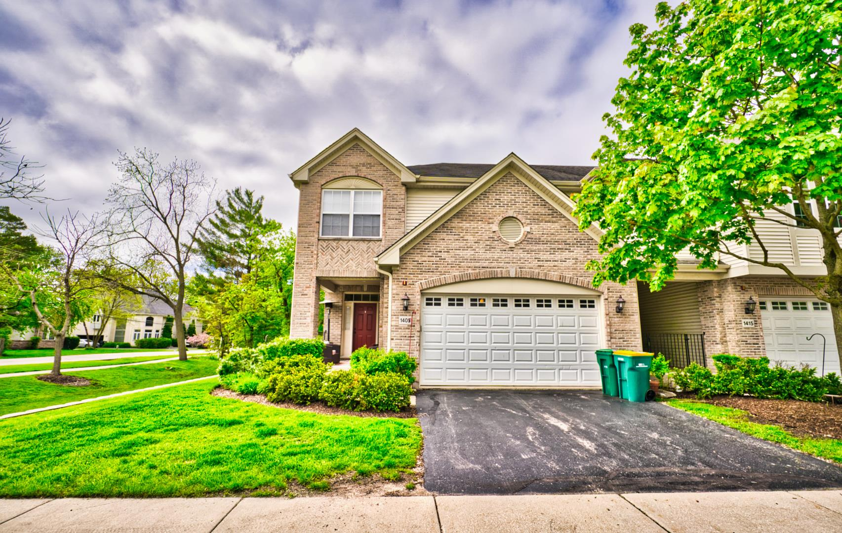 1405 Gingerwoods Court #1405, Wheeling, IL 60090 - #: 10725121