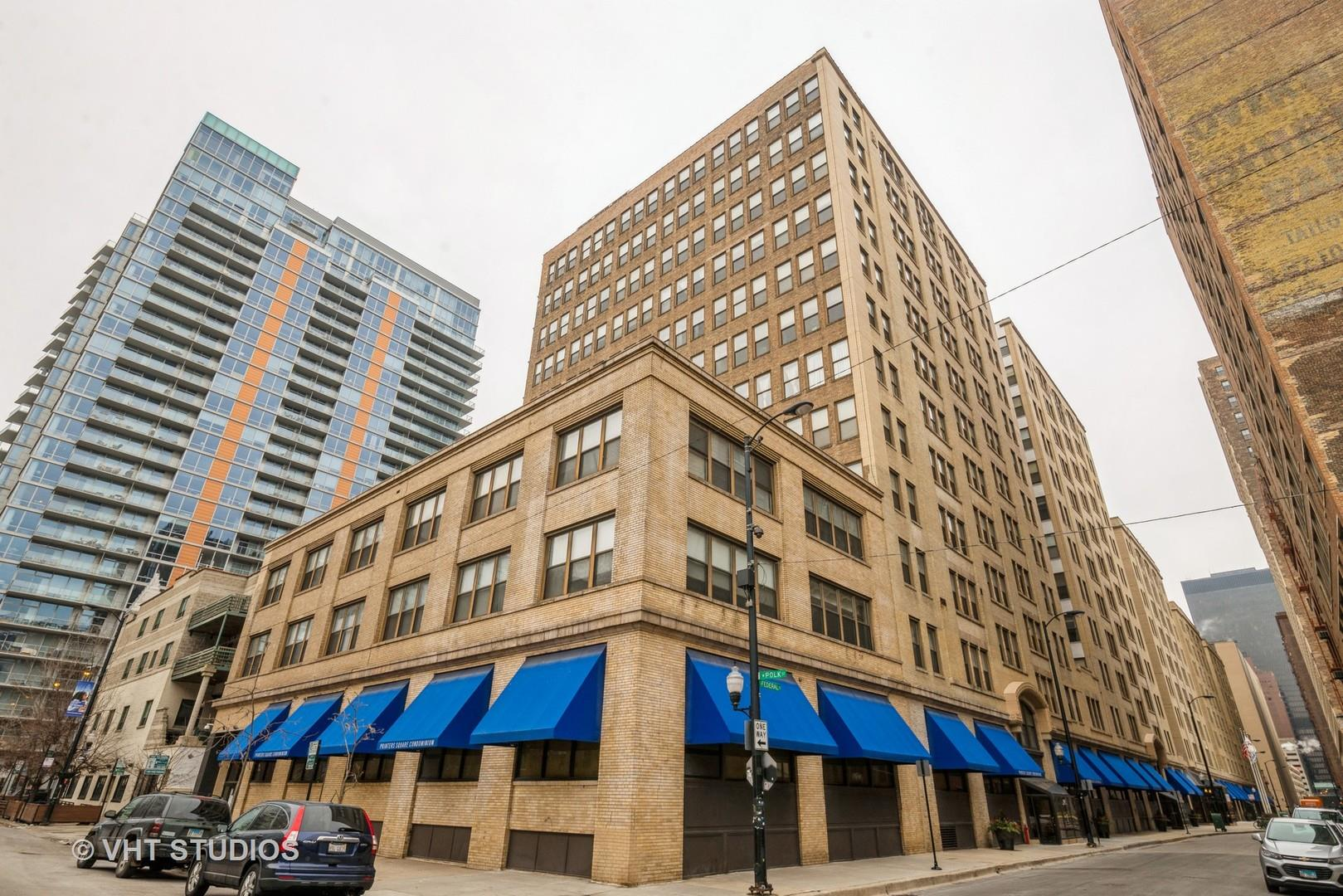 780 S Federal Street #308, Chicago, IL 60605 - #: 10969121