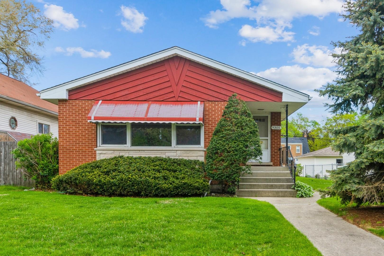 9305 S 52nd Avenue, Oak Lawn, IL 60453 - #: 11085121