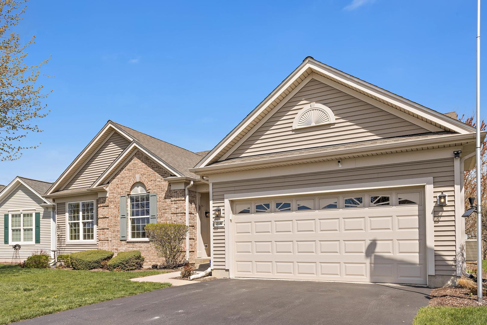 214 HONORS Drive, Shorewood, IL 60404 - #: 11057122