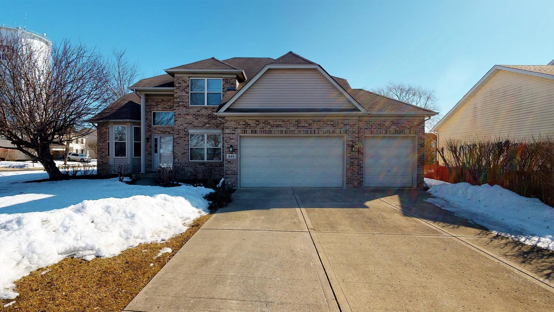 449 Parkwood Circle, South Elgin, IL 60177 - #: 11009124