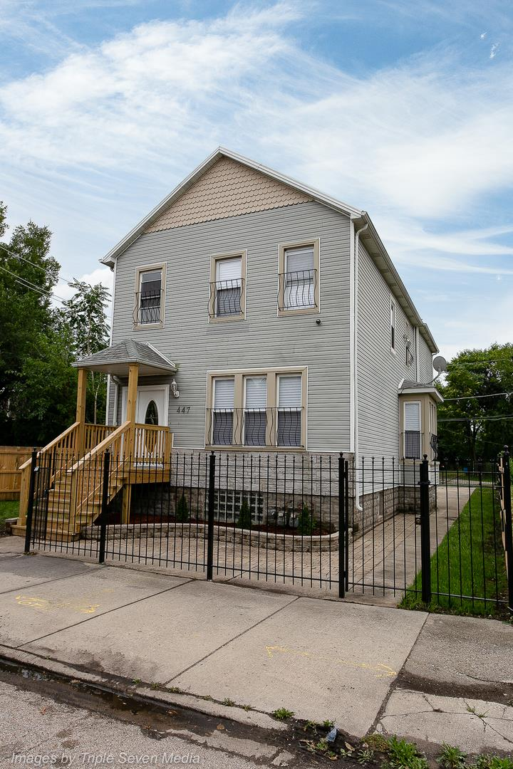447 W 81st Street, Chicago, IL 60620 - #: 10942125