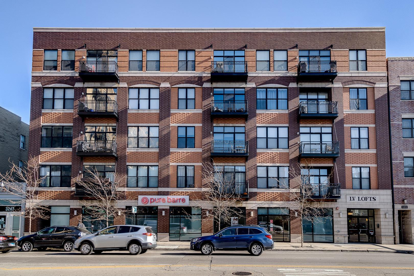 3245 N Ashland Avenue #3C, Chicago, IL 60657 - #: 10956125
