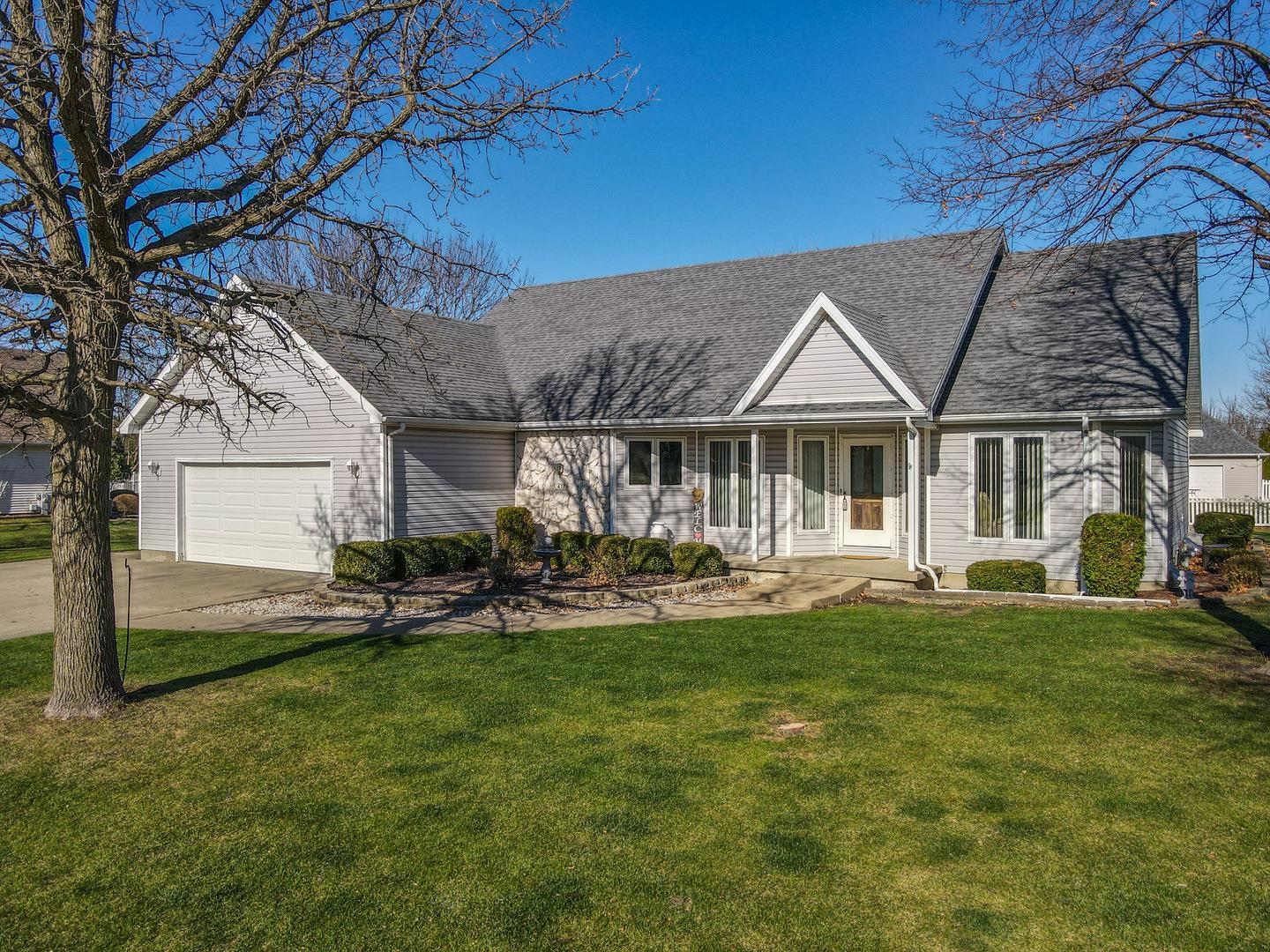 417 Water Tower Road S, Manteno, IL 60950 - #: 10936126