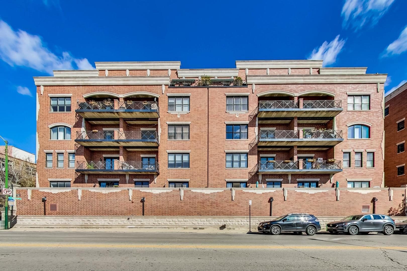 2801 N OAKLEY Avenue #403, Chicago, IL 60618 - #: 10880127