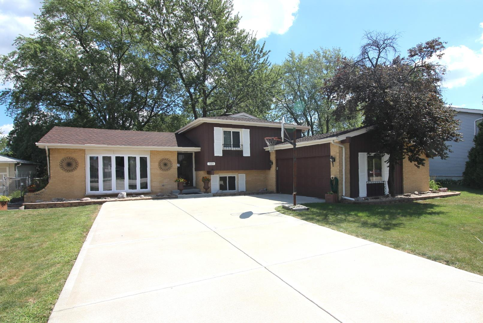 523 N Rohlwing Road, Addison, IL 60101 - #: 10841129