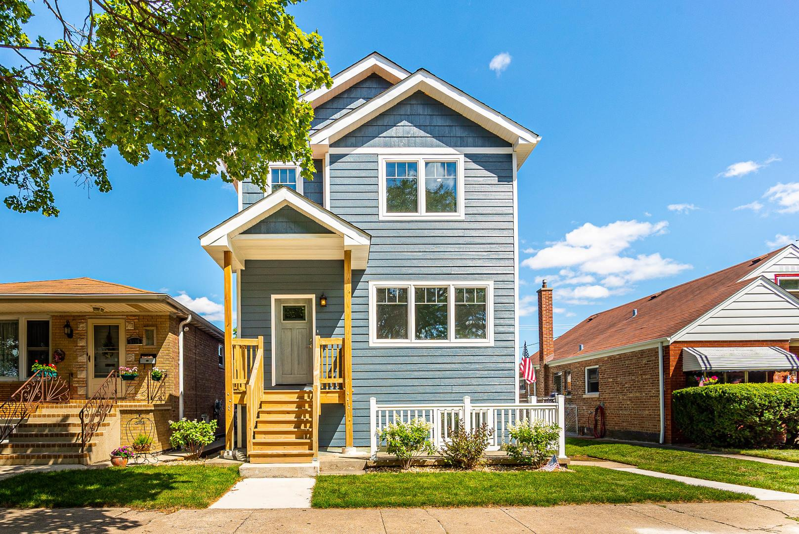 5729 S Mobile Avenue, Chicago, IL 60638 - #: 10827132