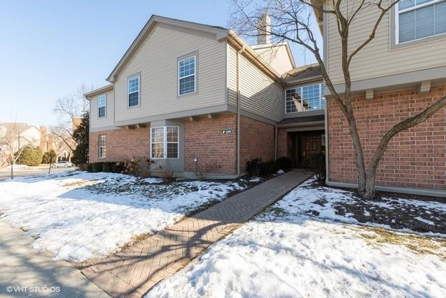 129 White Oak Court #10, Schaumburg, IL 60195 - #: 10644133