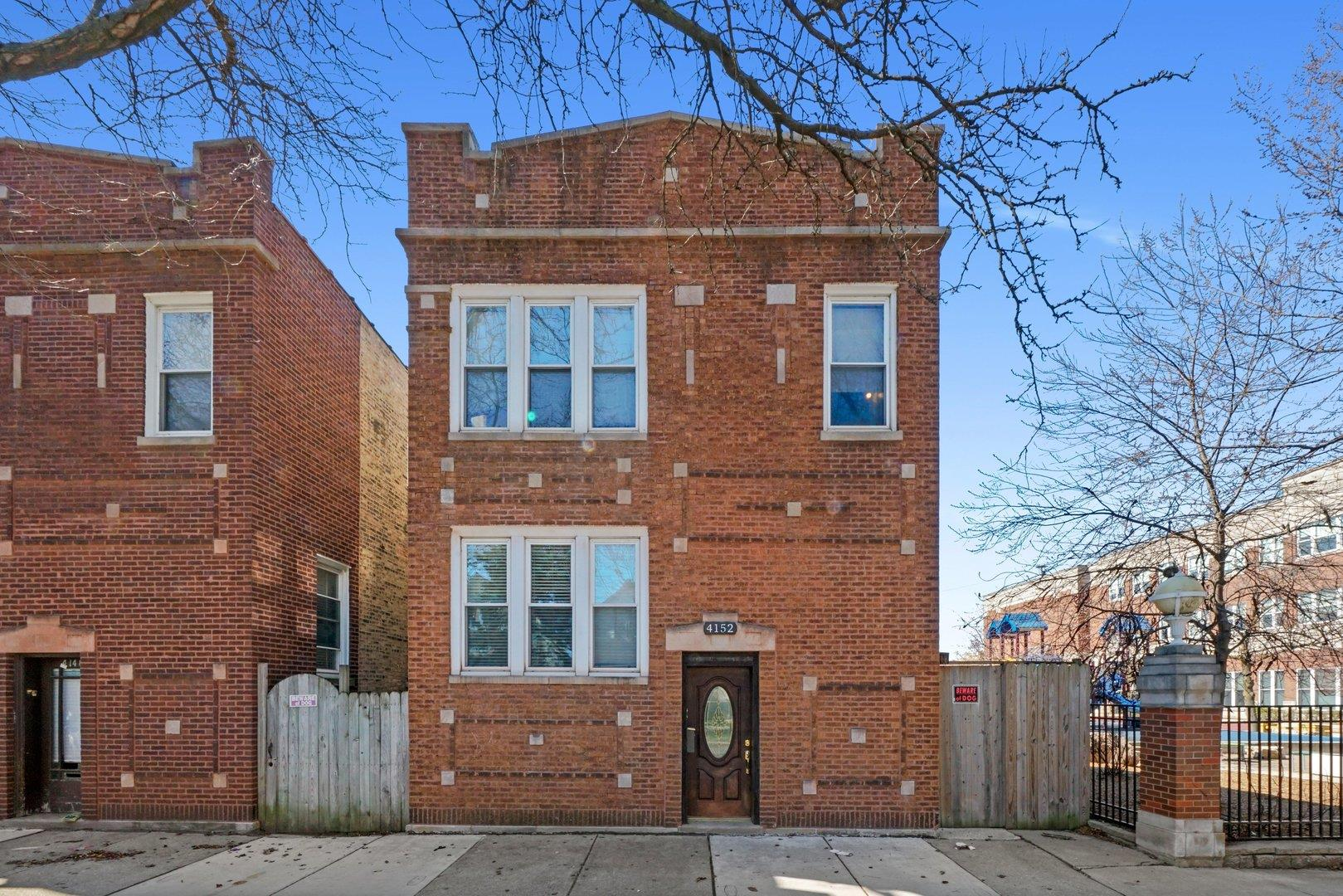 4152 N Richmond Street, Chicago, IL 60618 - #: 11056133