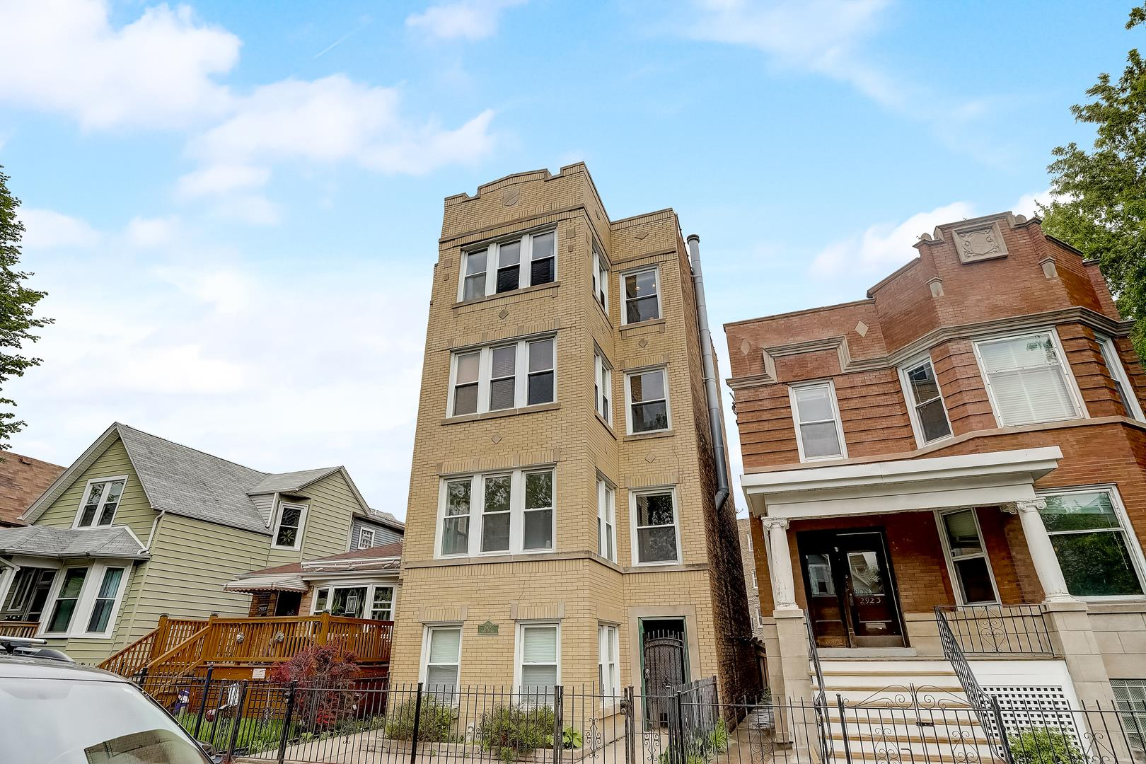 2925 N WHIPPLE Street #4, Chicago, IL 60618 - #: 11077133