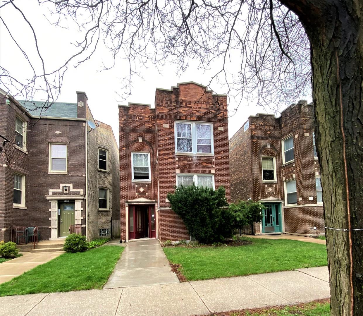 3349 N SPRINGFIELD Avenue, Chicago, IL 60618 - #: 11059134