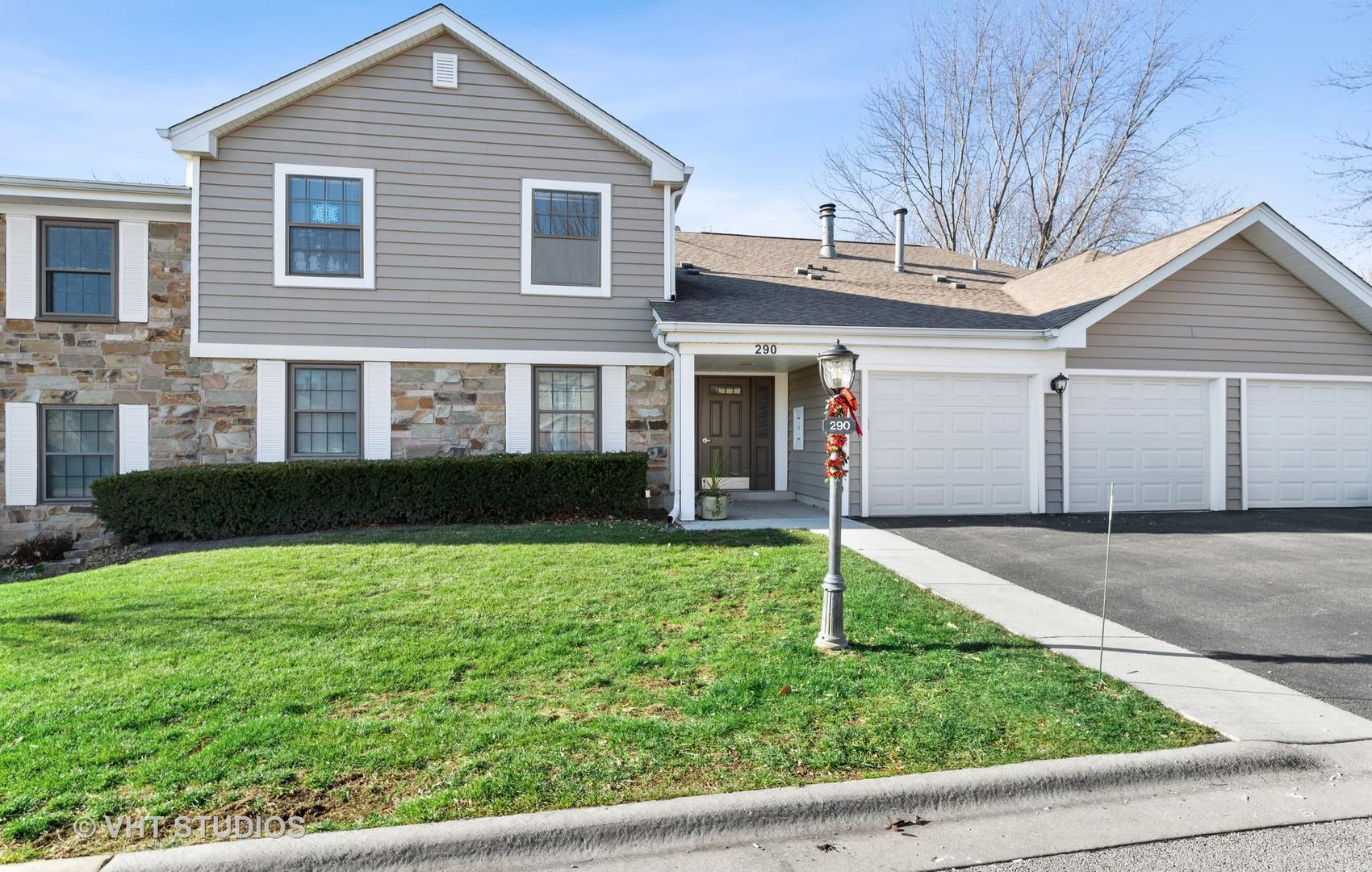 290 Pembridge Lane #D1, Schaumburg, IL 60193 - #: 10937135
