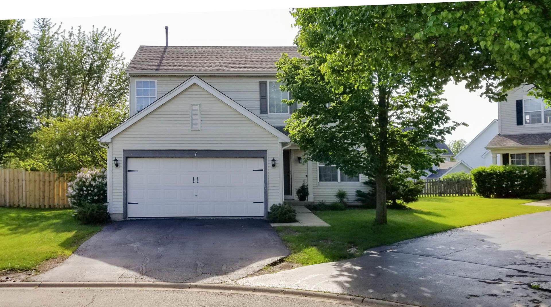 7 Appletree Court, Lake in the Hills, IL 60156 - #: 10815136