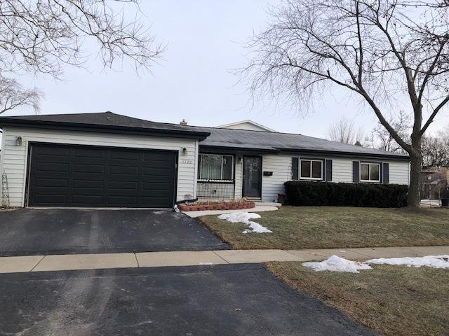 1122 S Sprucewood Drive, Mount Prospect, IL 60056 - #: 11019136
