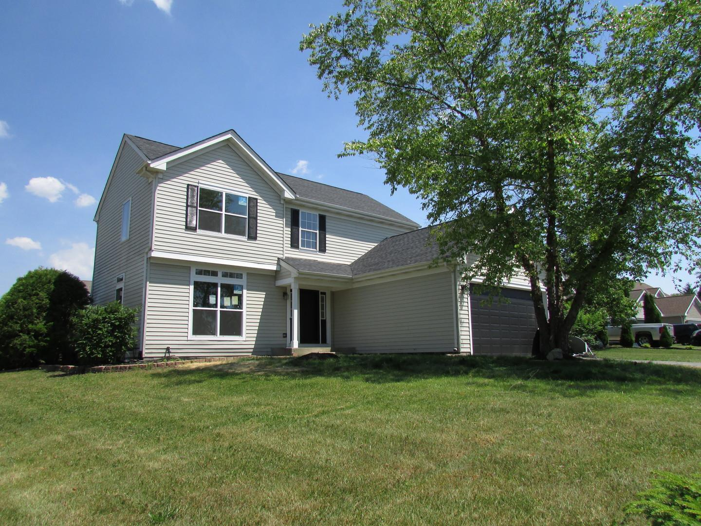 165 S Osage Court, Round Lake, IL 60073 - #: 10754137