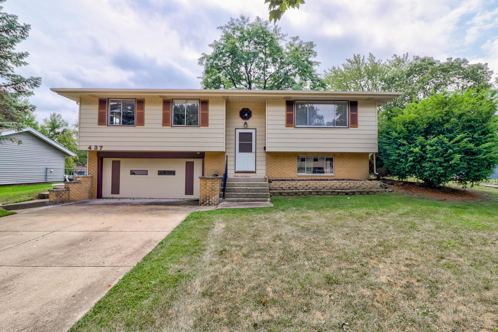 437 Dartmouth Lane, Schaumburg, IL 60193 - #: 10862139