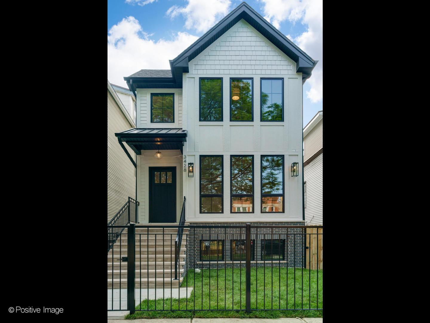 3426 N Leavitt Street, Chicago, IL 60618 - #: 10929139